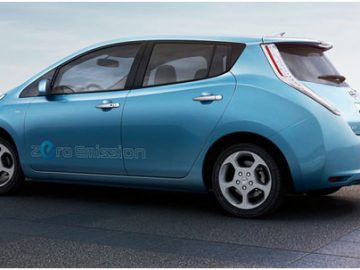 Three Phases Of The Electric Driven Vehicle